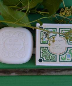Savonnette parfumée herbe coupée