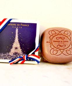 """Savonnette parfumée ambre """"Tour Eiffel"""""""