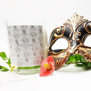 bougie parfumée lavande univers Versailles parfum de Grasse