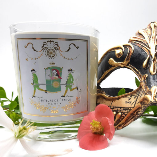 bougie parfumée souvenirs de France