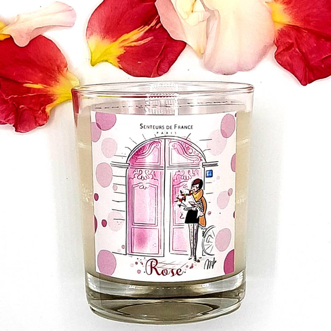 bougie parfumée Paris