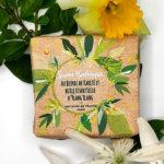 Savon biologique huile essentielle Ylang Ylang