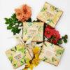 savon biologique Senteurs de France ylang laurier petit grain calendula