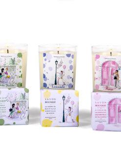 bougies parfumées Paris