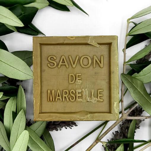 savon de Marseille olive 300gr